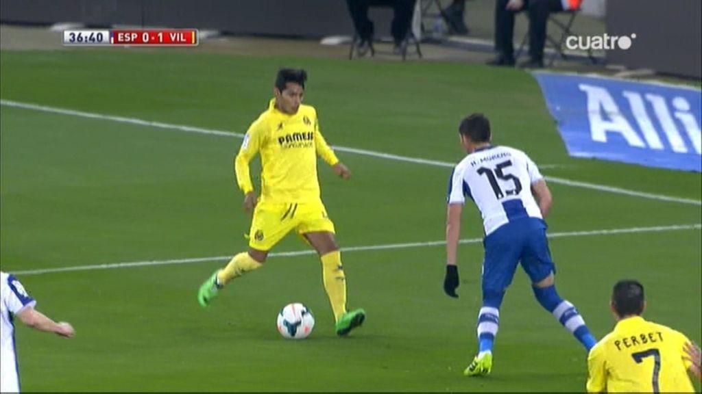 Gol de Moi (Espanyol 0-1 Villarreal)