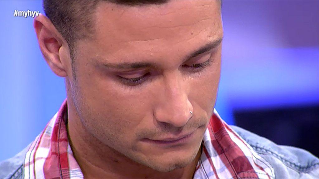 """Ángel llora: """"Estoy muy agobiado"""""""