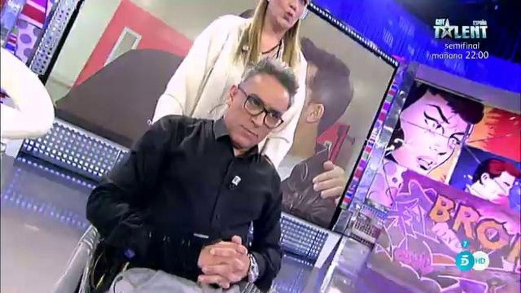 """Kiko responde a Lozano: """"Espero que Mediaset no te de 'Las bodas de Sálvame"""""""