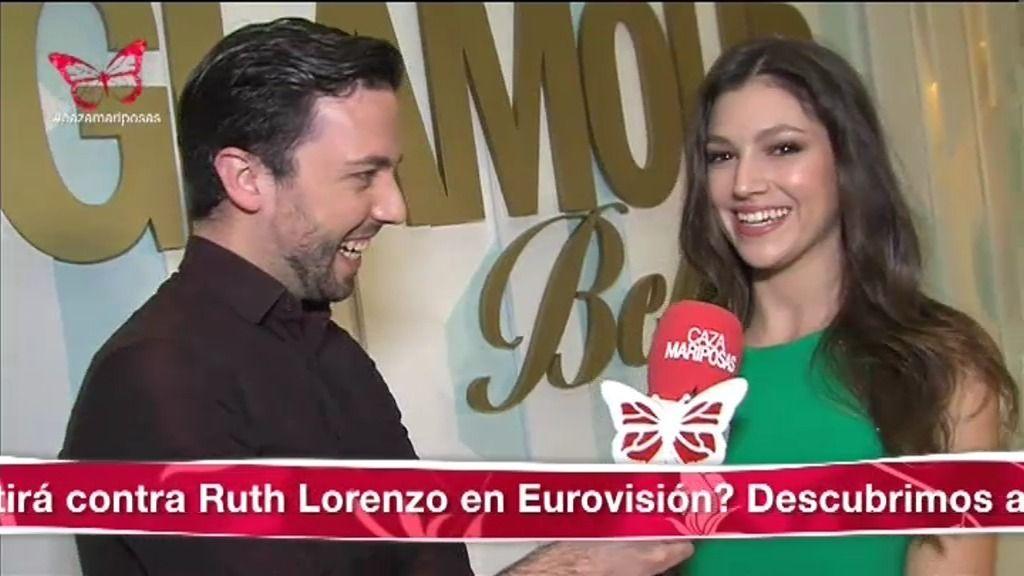 Úrsula Corberó habla por primera vez de Andrés Velencoso