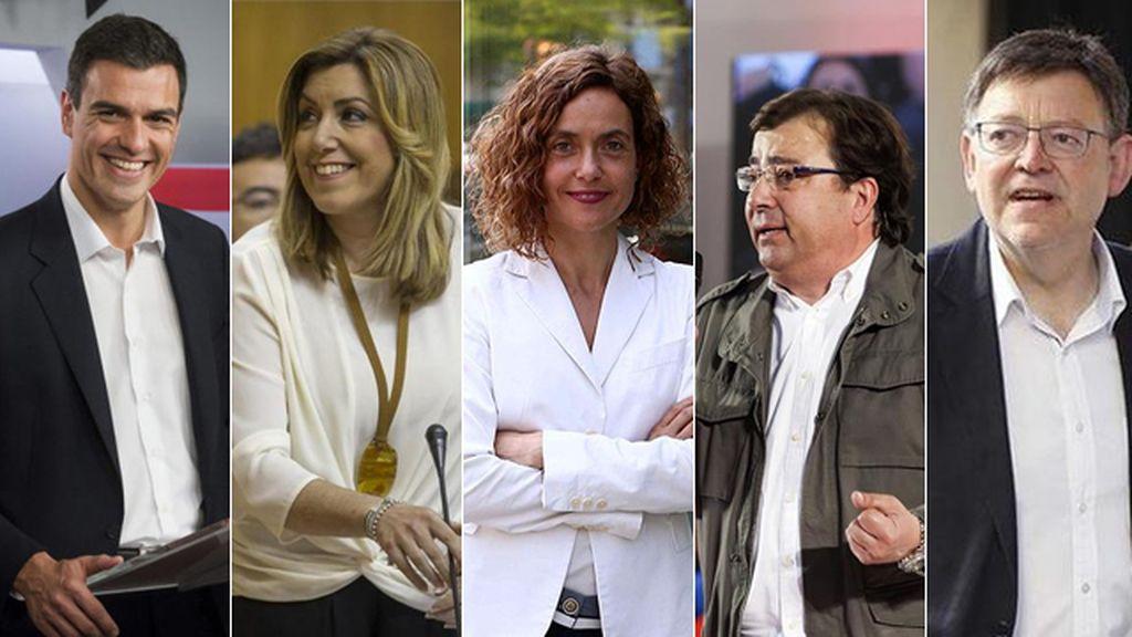Recado del PSOE a Rajoy: que no cuente con su apoyo para la investidura