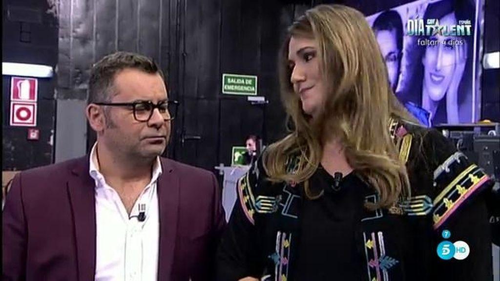 Carlota Corredera se emociona recordando a Belén Aguilar, subdirectora del 'Deluxe'