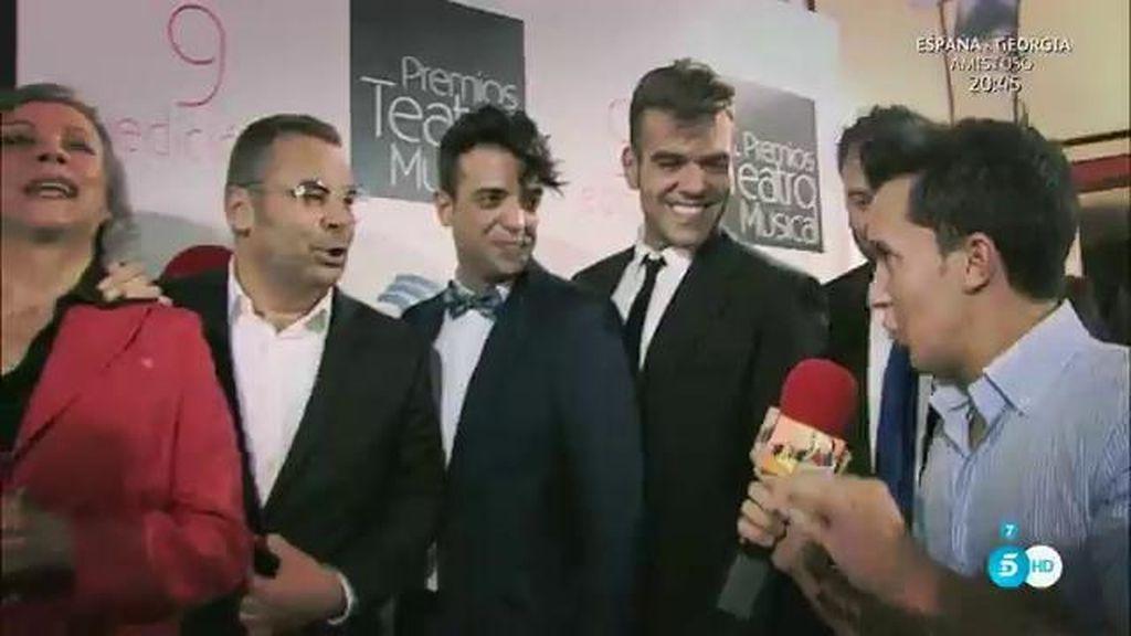 'Iba en serio', el musical de Jorge Javier triunfa en los premios 'teatro Musical'