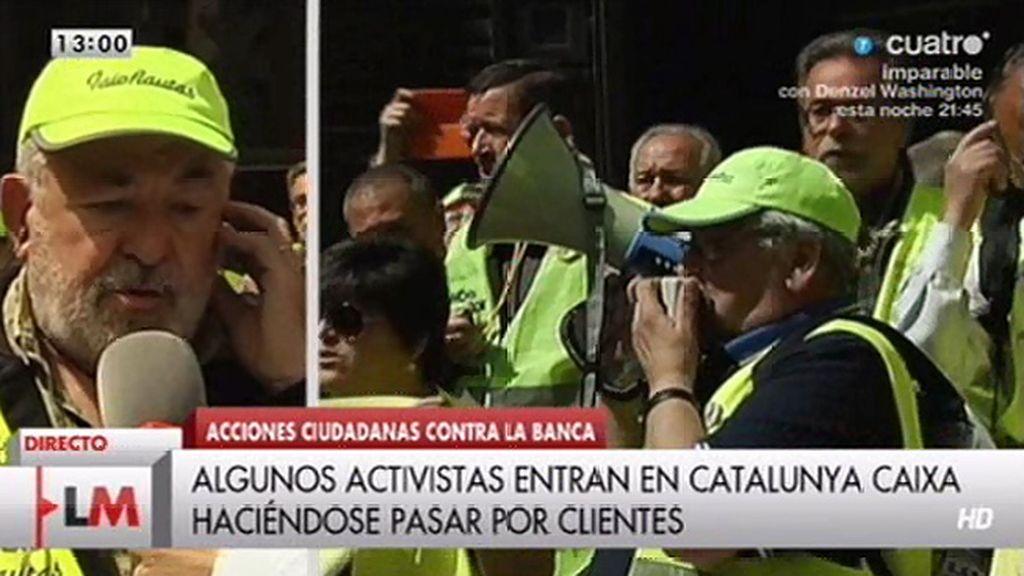 """Miguel, Iaioflauta: """"Si se tienen que rescatar con nuestro dinero que sean públicos"""""""