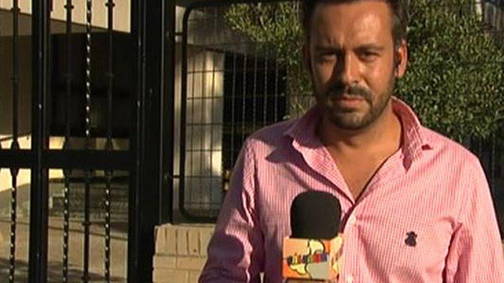 """Kike Calleja: """"El padre biológico de Chabelita está en prisión"""""""