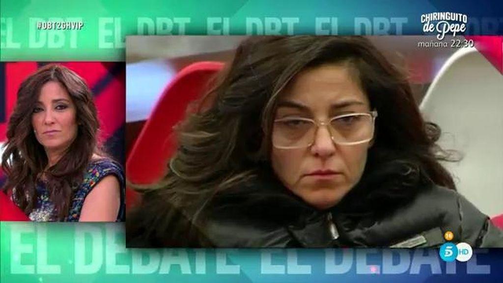 Carmen López, en huelga de hambre en sus últimas horas en Guadalix de la Sierra