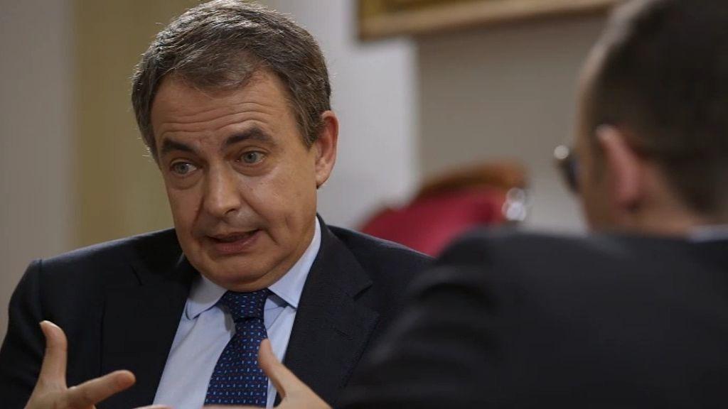 Zapatero o por qué un presidente improbable que decide charlar con Risto Mejide