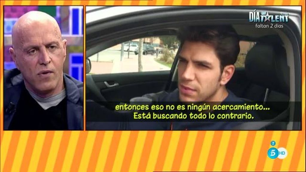 """Diego M., de la visita de su padre a 'GH VIP': """"Laura lo tomará como una afrenta"""""""