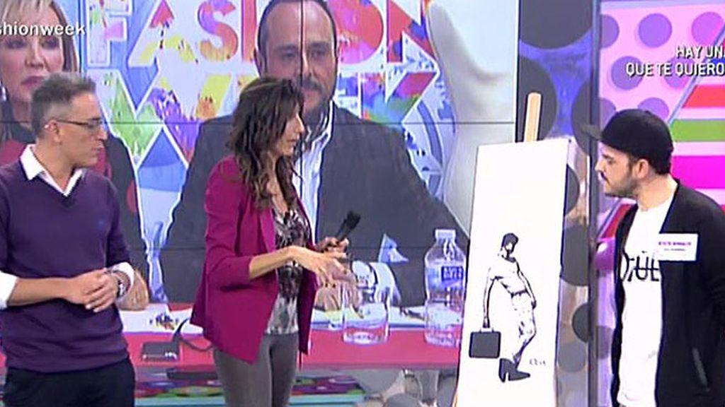 Kiko Hernández, de ejecutivo contemporáneo en la 'SLVM fashion week'