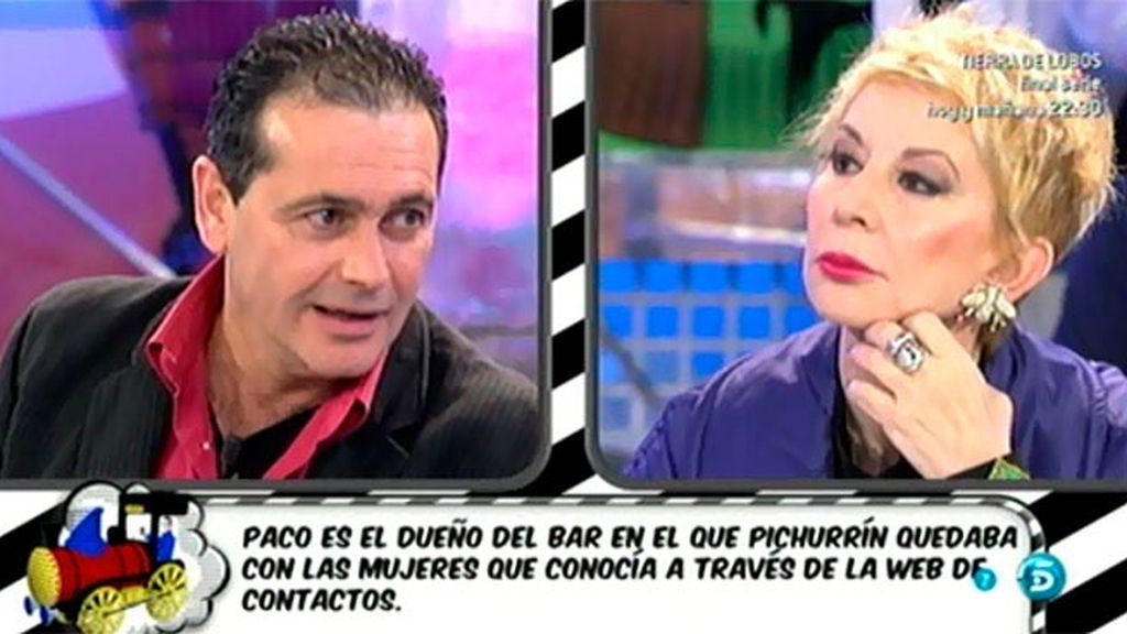 "Diego frecuentaba bares de solteros mientras a Karmele le decía ""que se iba a Cáritas"""