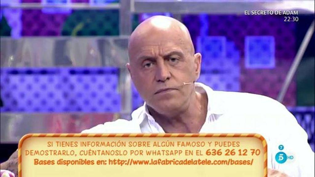 """Matamoros, de Luis Rollán: """"Hemos mostrado pruebas que dejan a Luis Rollán desnudito"""""""