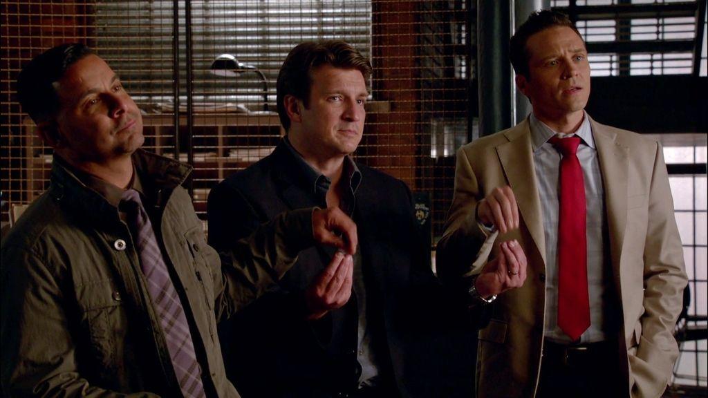 """Castle tiene una teoría: """"Es el club de las primeras esposas asesinas"""""""