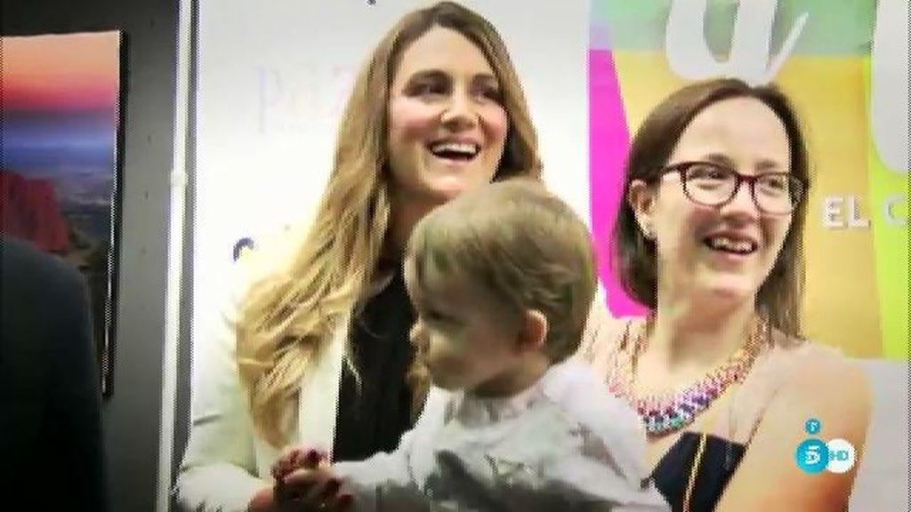C. Corredera, en la primera gala benéfica 'La moda y tú' contra el cáncer infantil