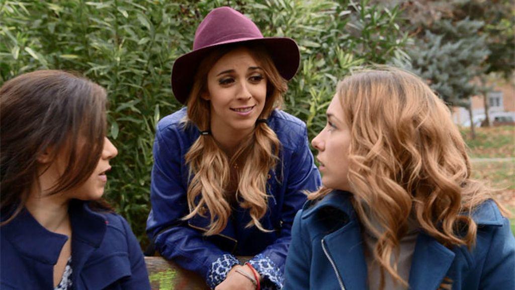 """Natalia, de lo más simpática con María: """"Creo que Nico y tú hacéis una buena pareja"""""""