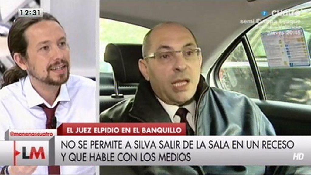 """Pablo Iglesias: """"El problema de fondo es que en este país ser un corrupto es gratis"""""""
