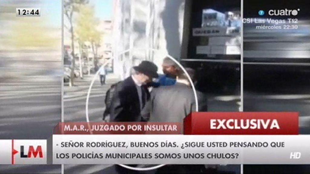 Miguel Ángel Rodríguez acude a declarar por sus palabras sobre la policía de Madrid