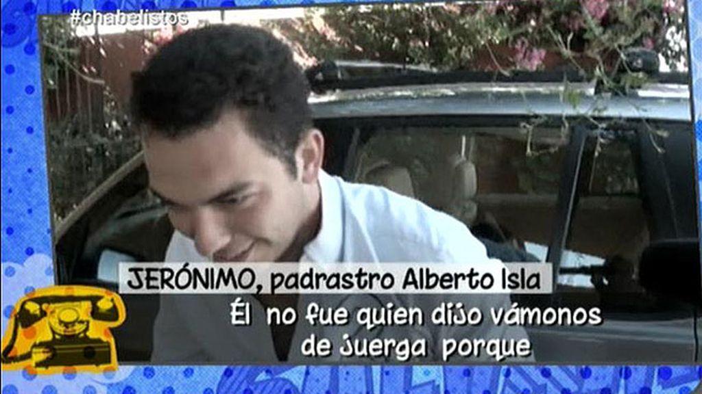 "Jerónimo afirma que llamar 'machupichu' a Chabelita ""no es ofensivo"""