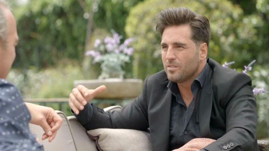 Bustamante visita la casa de Bertín en el próximo programa de 'Mi casa es la tuya'