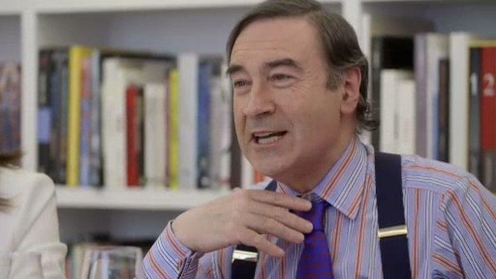 """Pedro J.: """"Zapatero es el mejor ser humano que ha pasado por La Moncloa"""""""
