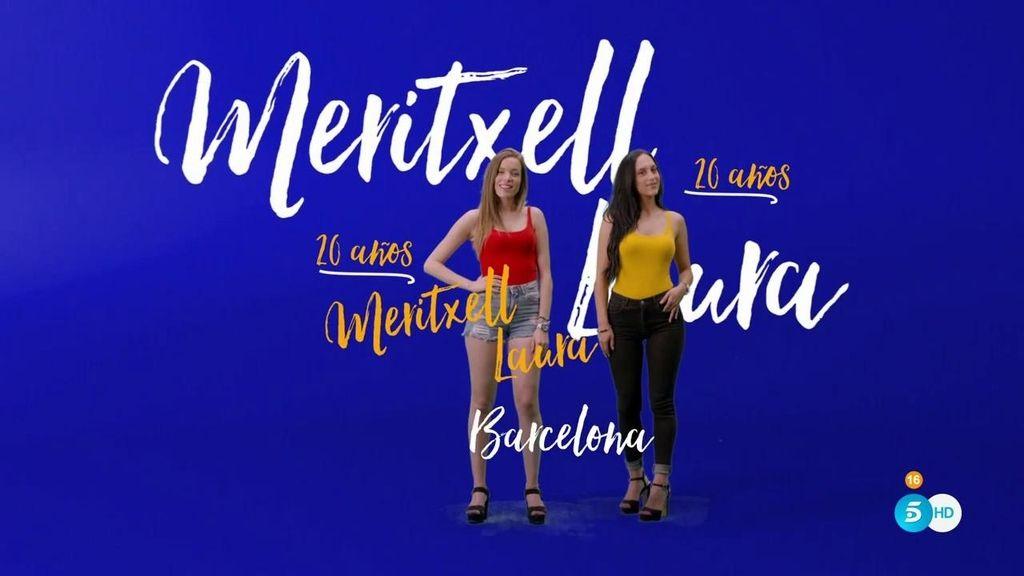 """Laura y Meritxell, las """"panteras"""": """"Allá donde vamos dejamos huella"""""""