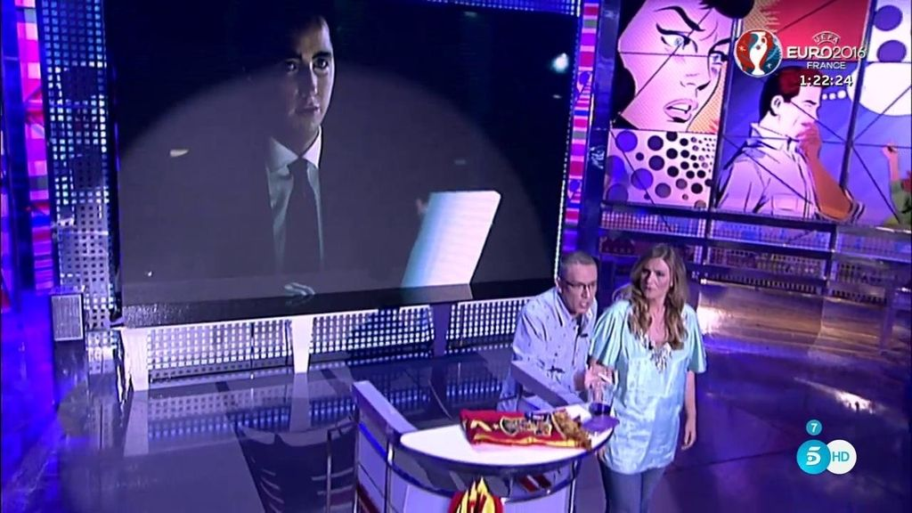 Francisco Nicolás ha tenido un altercado en una discoteca, según Kiko Hernández