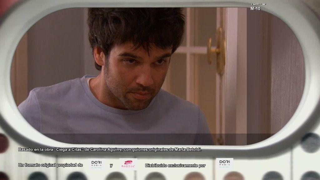 David volverá a aparecer en la vida de Lucía, en el próximo capítulo