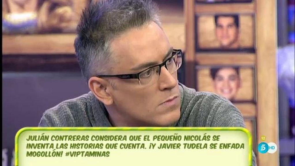 """K. Hernández, a K. Matamoros: """"¿Se conocían de antes Fran Nicolás y Javier?"""