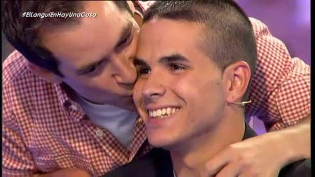 """El Langui, a Alejandro: """"Tu lucha y superación me dan mucha fuerza"""""""