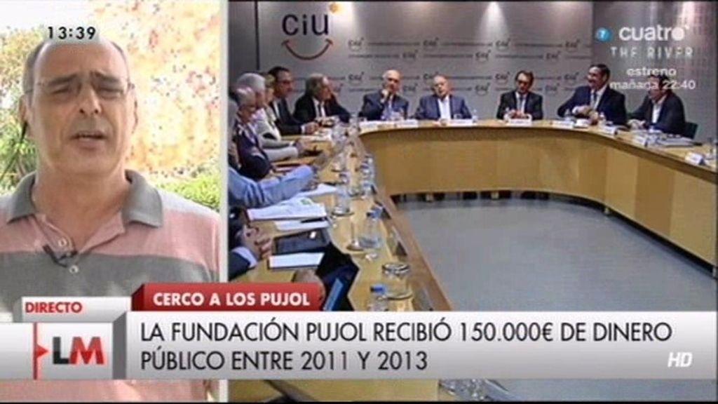 """Jaume Reixach: """"Marta Ferrusola ha sido la cerebro de esta red mafiosa"""""""