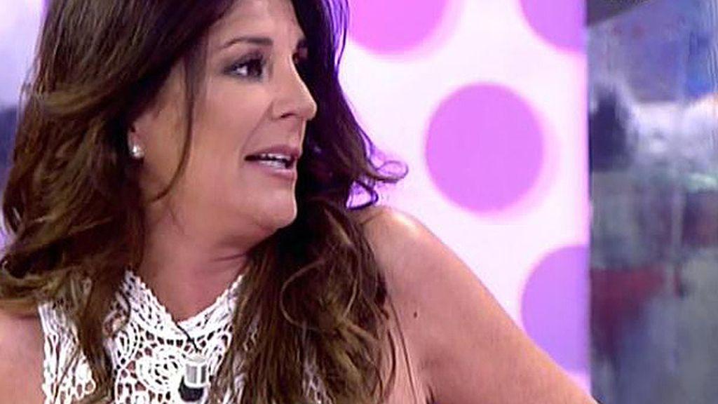 """Ángela Portero: """"Me creí el perdón de Belén pero aún no me ha llamado"""""""