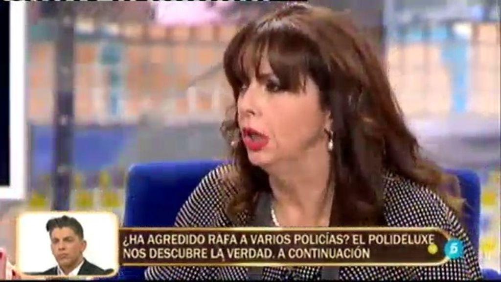"""Mª Luisa: """"Yo dije que Rafa era millonario porque me lo dijeron en el programa"""""""