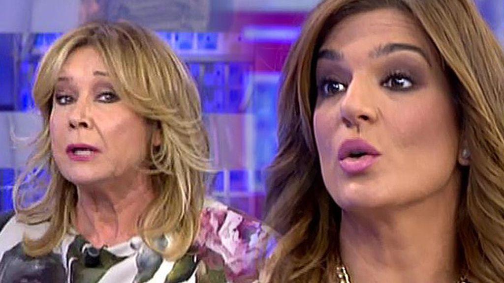 Mila Ximénez y Raquel Bollo, de nuevo enfrentadas por Isabel Pantoja
