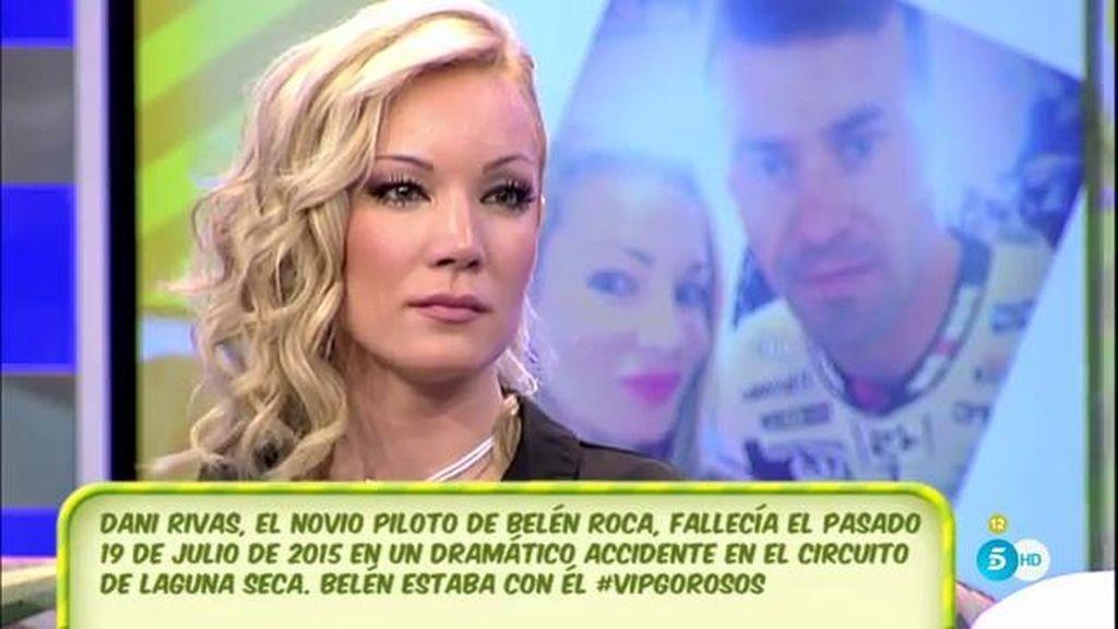 "Belén Roca: ""La familia de Dani me apoyó en 'Gran Hermano VIP"""