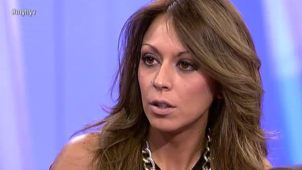 """Nuria, sobre Ángel: """"Estoy enfadada con él"""""""
