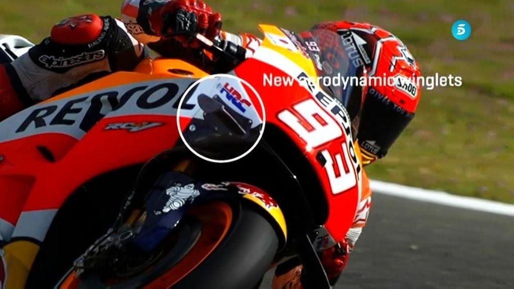 ¿Sirven para algo realmente los alerones de las MotoGP? ¿Se deberían de prohibir?