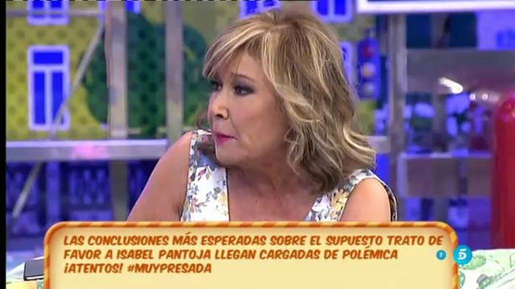 La directora del centro de Alcalá de Guadaíra votó en contra del tercer grado y luego un informe favorable, según Mila Ximénez