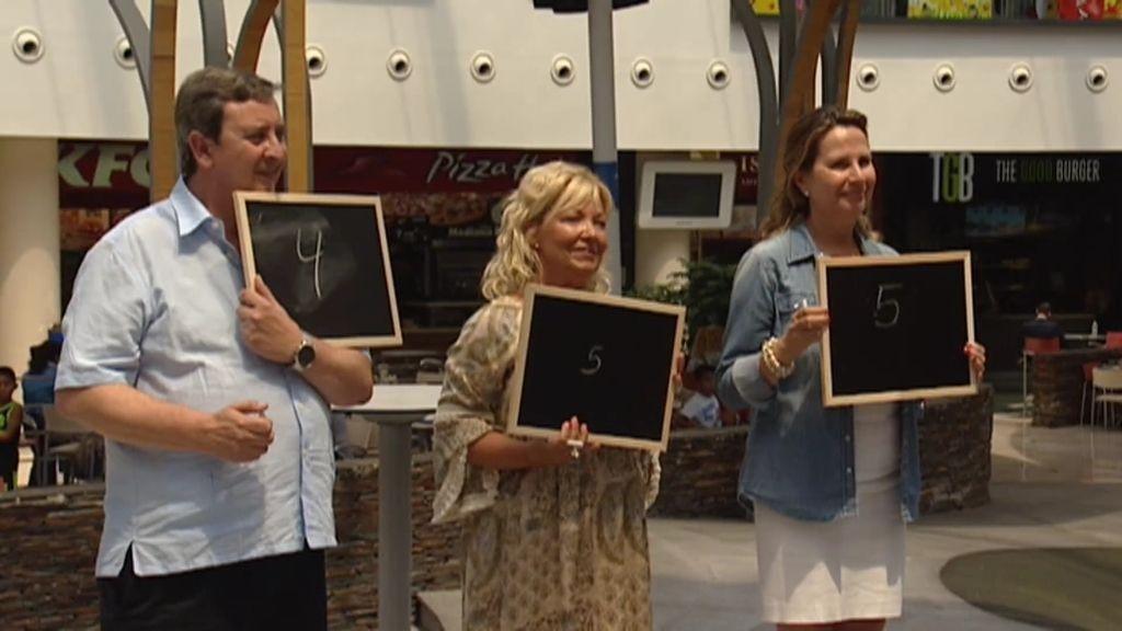 Los padres de Esther, Laura y Alicia se convierten en jurado sorpresa