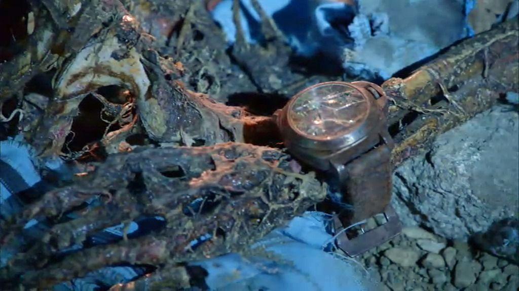 """Castle: """"Un anillo de oro y un reloj panerai… ¡ooooh ya sé quién es la víctima!"""""""