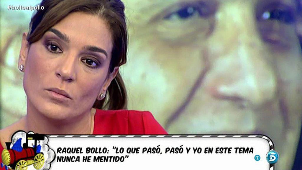 """Raquel Bollo: """"Chiquetete me pedía cárcel"""""""