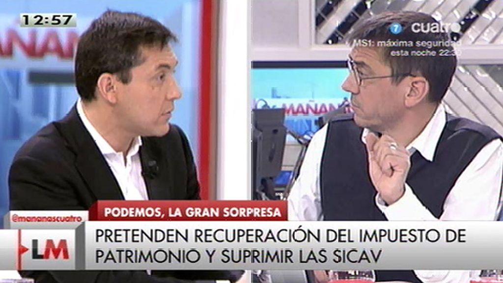 ¿Cómo se sostienem económicamente las propuestas de Podemos?