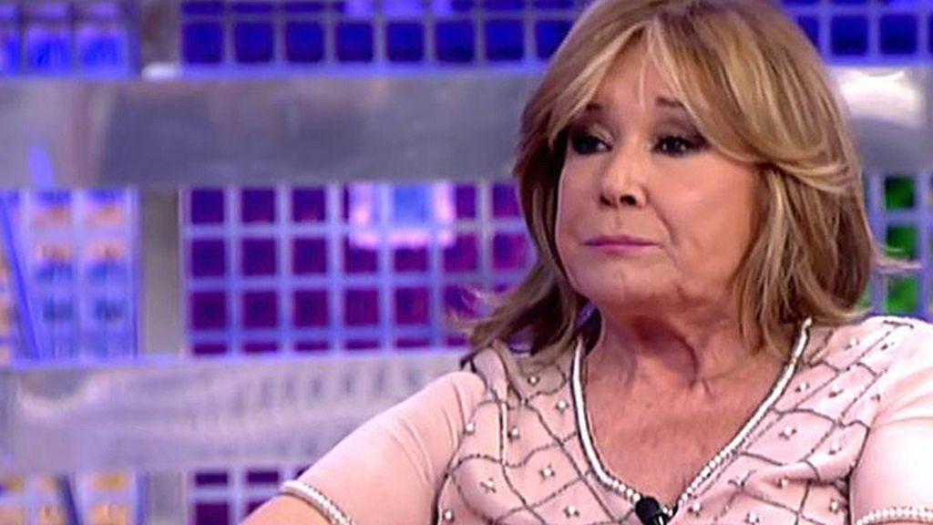 """Mila Ximénez: """"Me consta que Alejandro Albalá está que se sube por las paredes"""""""