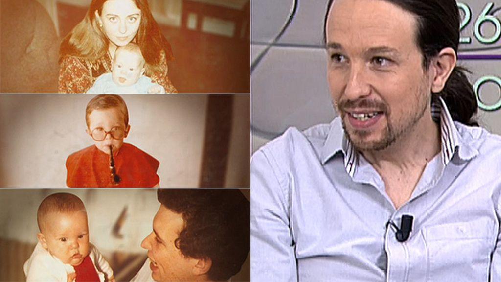 """Iglesias, tras ver las fotos de su infancia: """"Acordarme del niño que fui es la mejor manera de relacionarse con otros niños"""""""