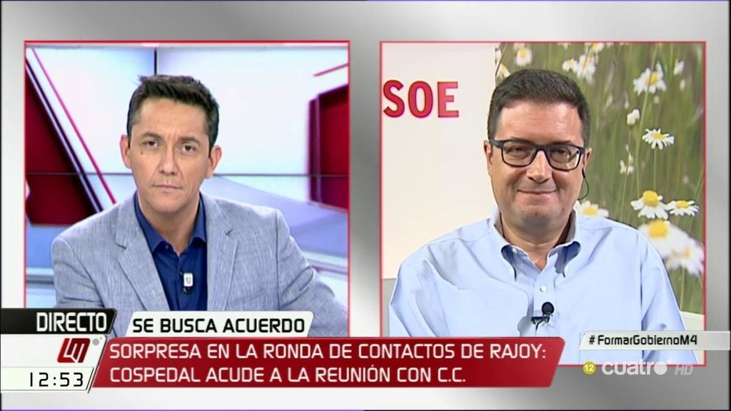 La entrevista completa de Óscar López, a la carta