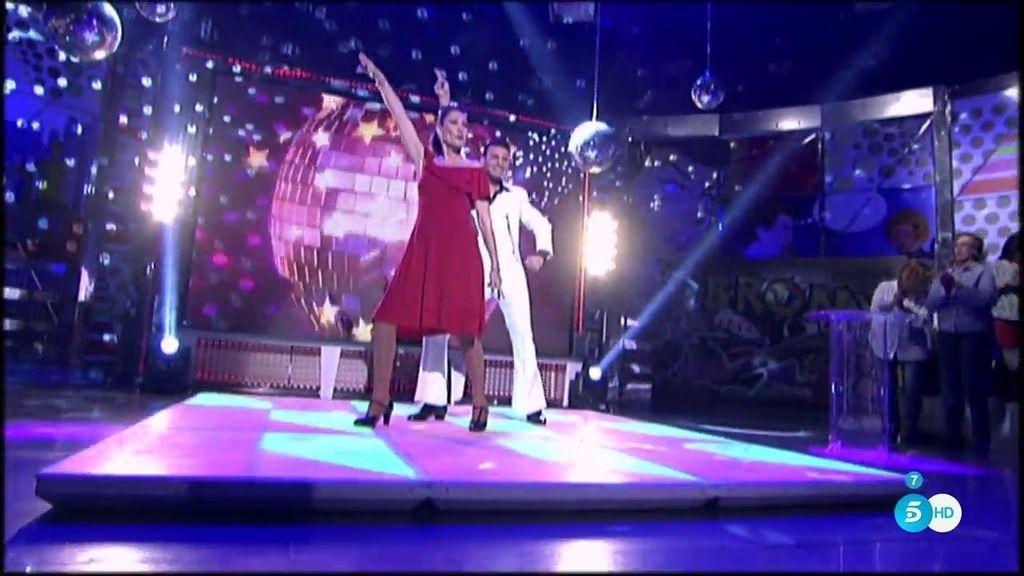 El debut de 'Rosa Pepi quién baila'