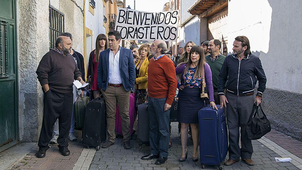 Repoblación en Villazarcillo: Los montepinarianos se quedan en el pueblo