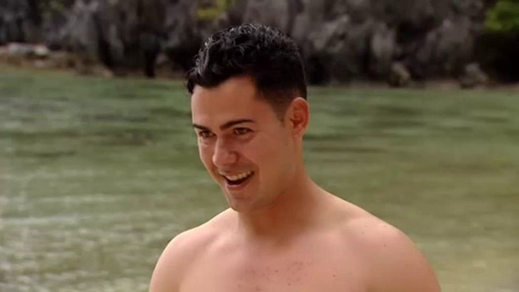"""Abrahan: """"¿He cruzado 15.000 kilómetros para encontrarme un chino en el paraíso?"""""""