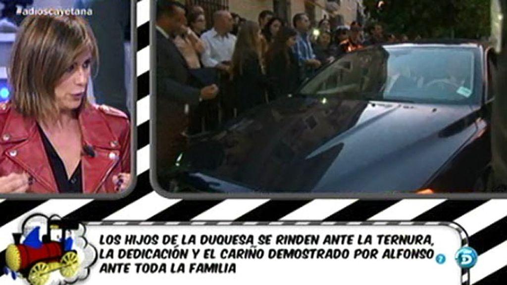 """Gema: """"Hubo una discusión en Dueñas en la que Alfonso Díez acabó llorando solo"""""""