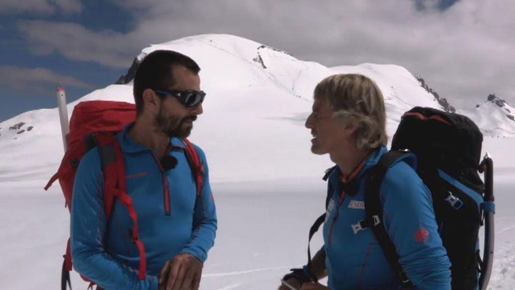 """Santi: """"¿No pueden hacer una pasarela bonita que llegue hasta Monte Cervino?"""""""