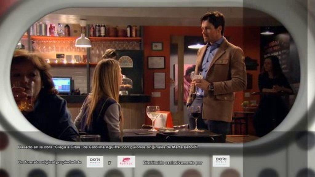 Irene tendrá una cita con Carlos Rangel, en el próximo capítulo