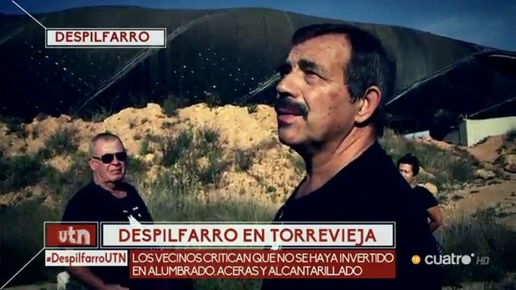 Torrevieja y su derroche de dinero público en el 'parque de la relajación'